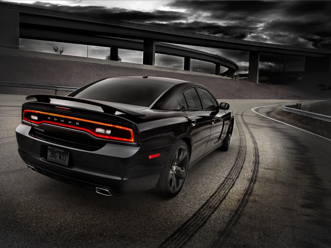 2012 Dodge Charger #14