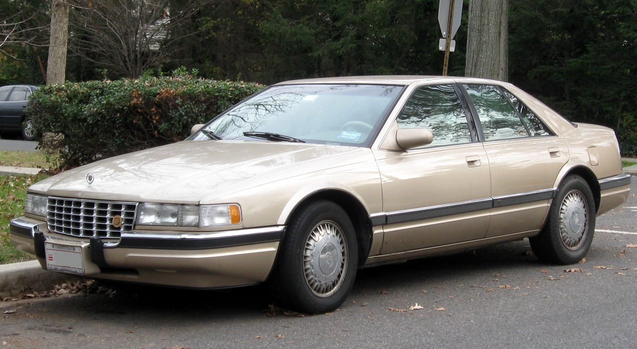 1993 Cadillac Seville Photos Informations Articles 93 Deville Wiring Diagram Free Picture 9
