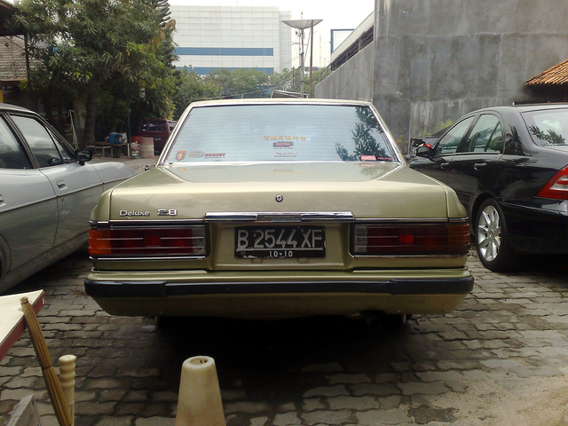 1982 Toyota Crown #13