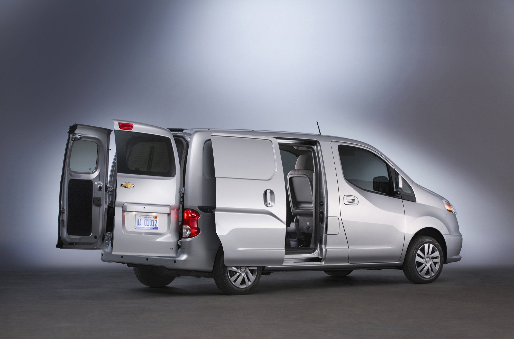 2015 Chevrolet City Express #4