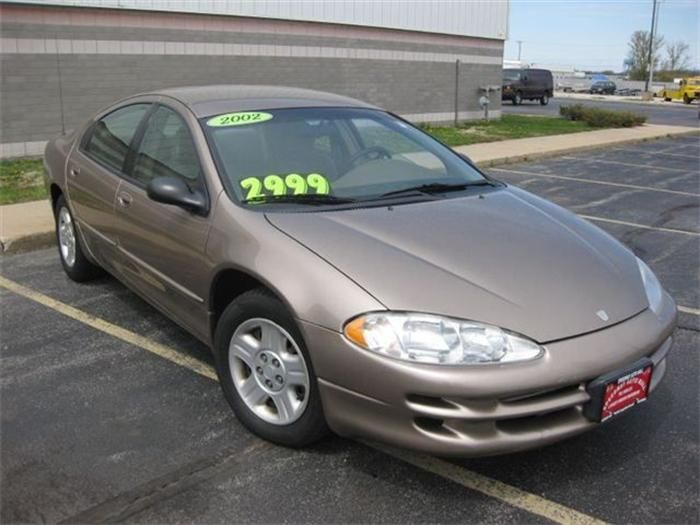 2002 Dodge Intrepid #7