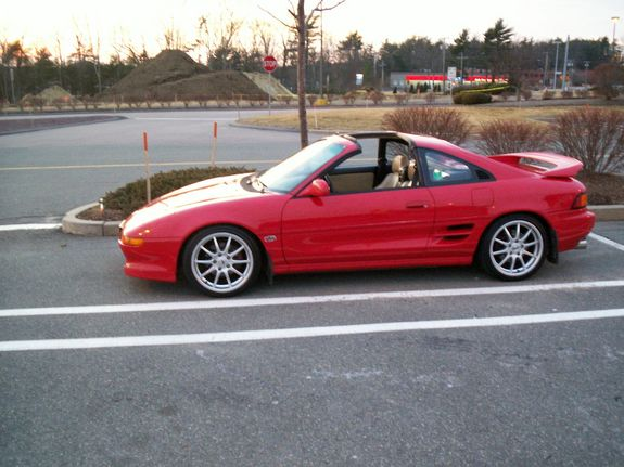 1994 Toyota Mr2 #16