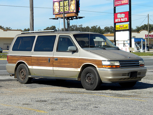 1991 Plymouth Voyager #13