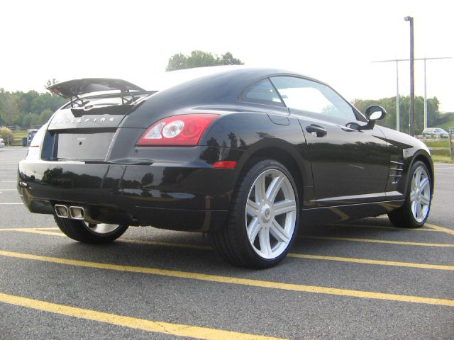2006 Chrysler Crossfire #10