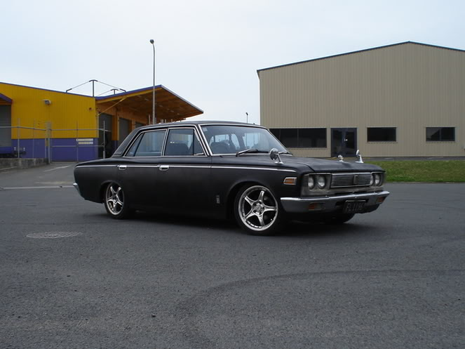 1970 Toyota Crown #6
