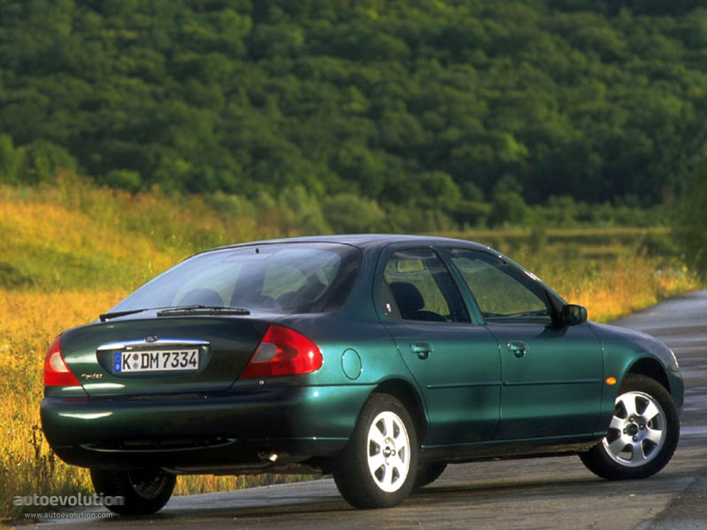 1996 Ford Mondeo #2
