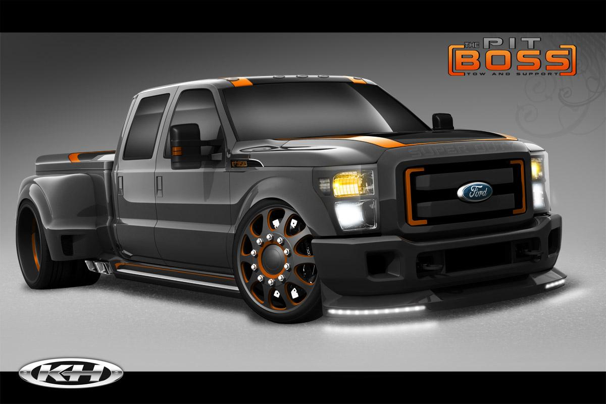 Ford F-350 Super Duty #16