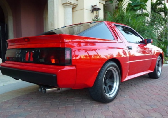 1987 Chrysler Conquest #13