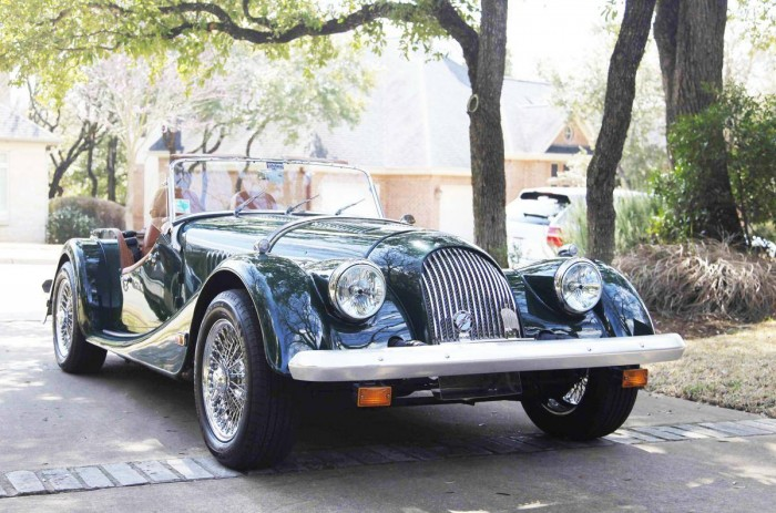 2006 Morgan Plus 8 #11