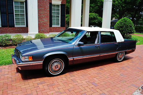 1993 Cadillac Sixty Special #14