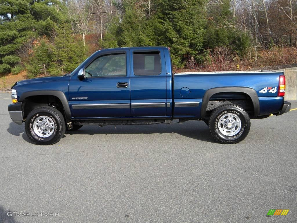 2002 chevrolet silverado 2500 photos informations articles. Black Bedroom Furniture Sets. Home Design Ideas