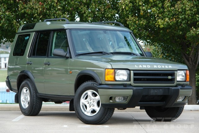 2000 Land Rover Discovery Series Ii #9
