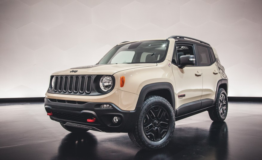 Jeep Renegade Photos Informations Articles Bestcarmag Com