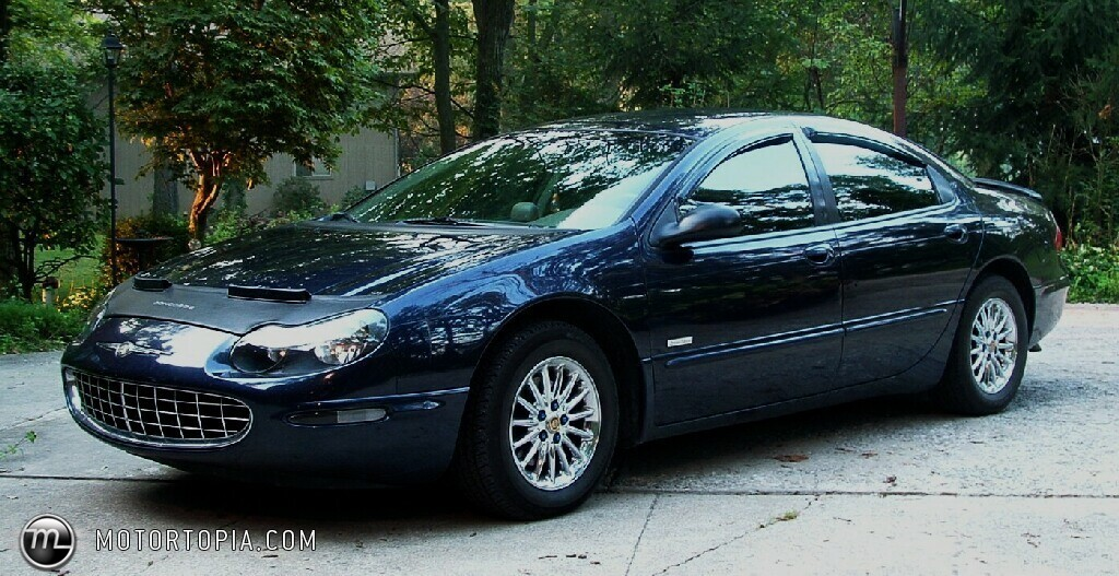 2001 Chrysler Concorde #3