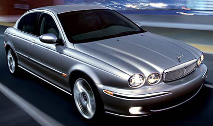 2005 Jaguar X-type #7