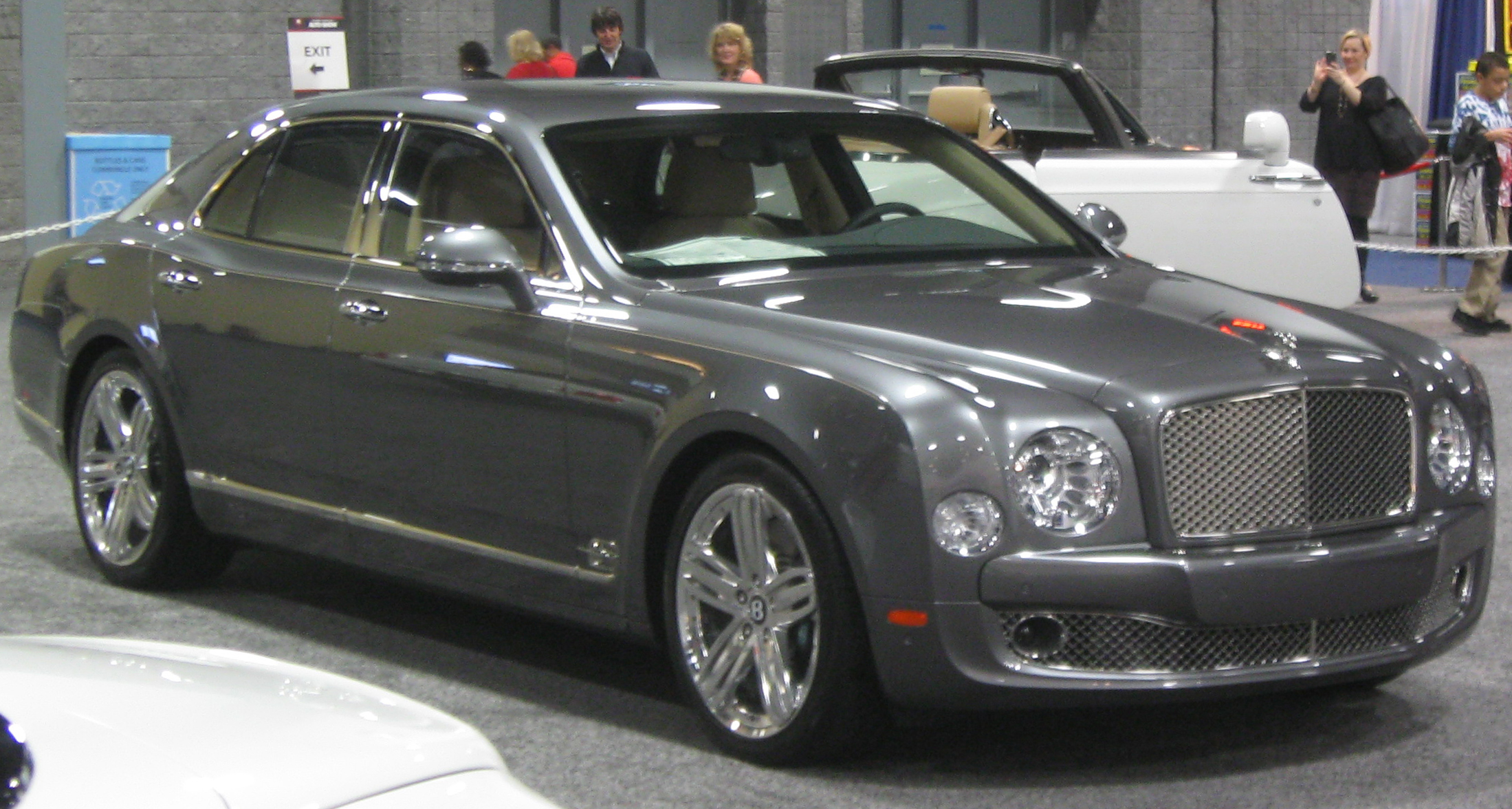 2011 Bentley Mulsanne #10