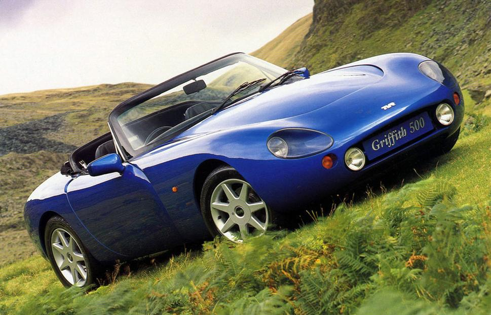 2000 TVR Griffith #4