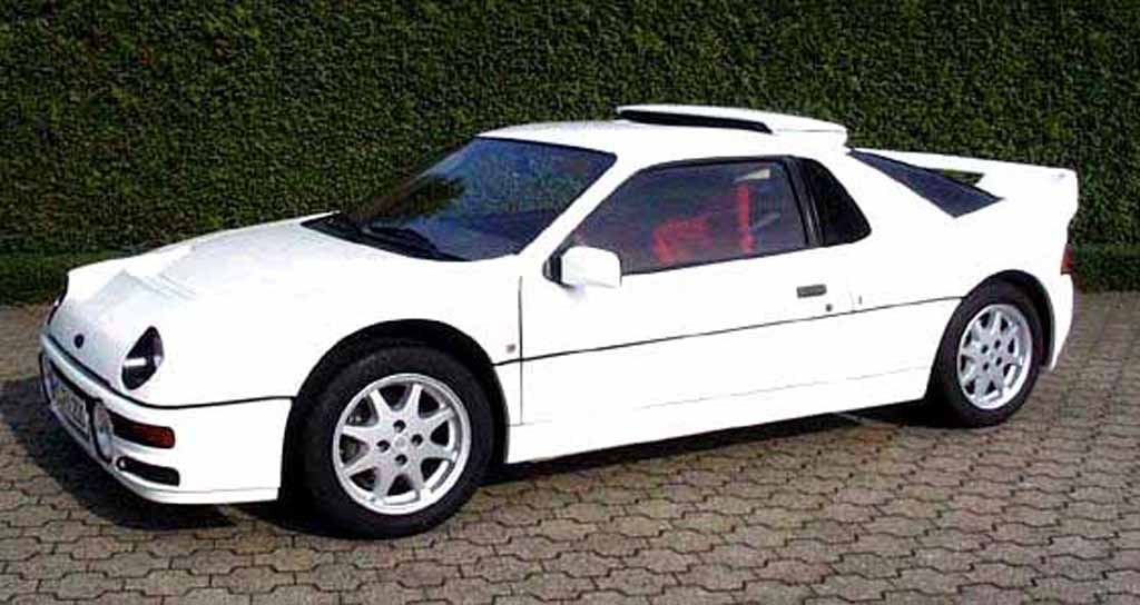 Ford RS 200 #12