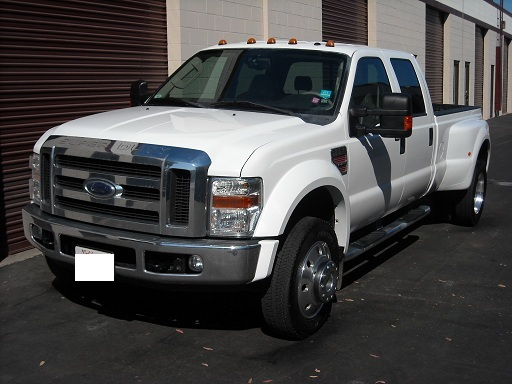 2008 Ford F-450 #6
