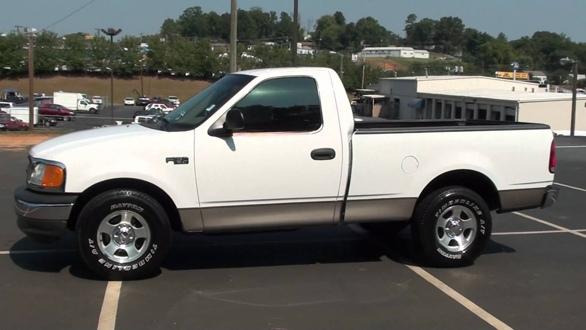 2004 Ford F-150 Heritage #3