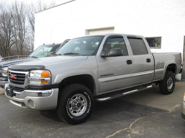 2004 GMC Sierra 2500hd #13