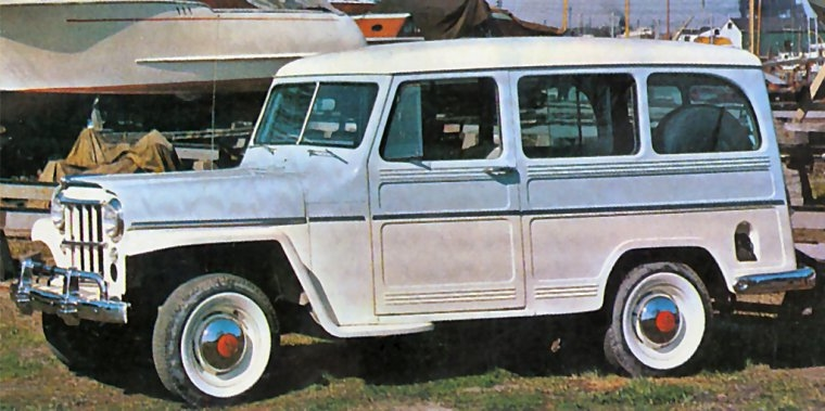 1946 Jeep Station Wagon #7