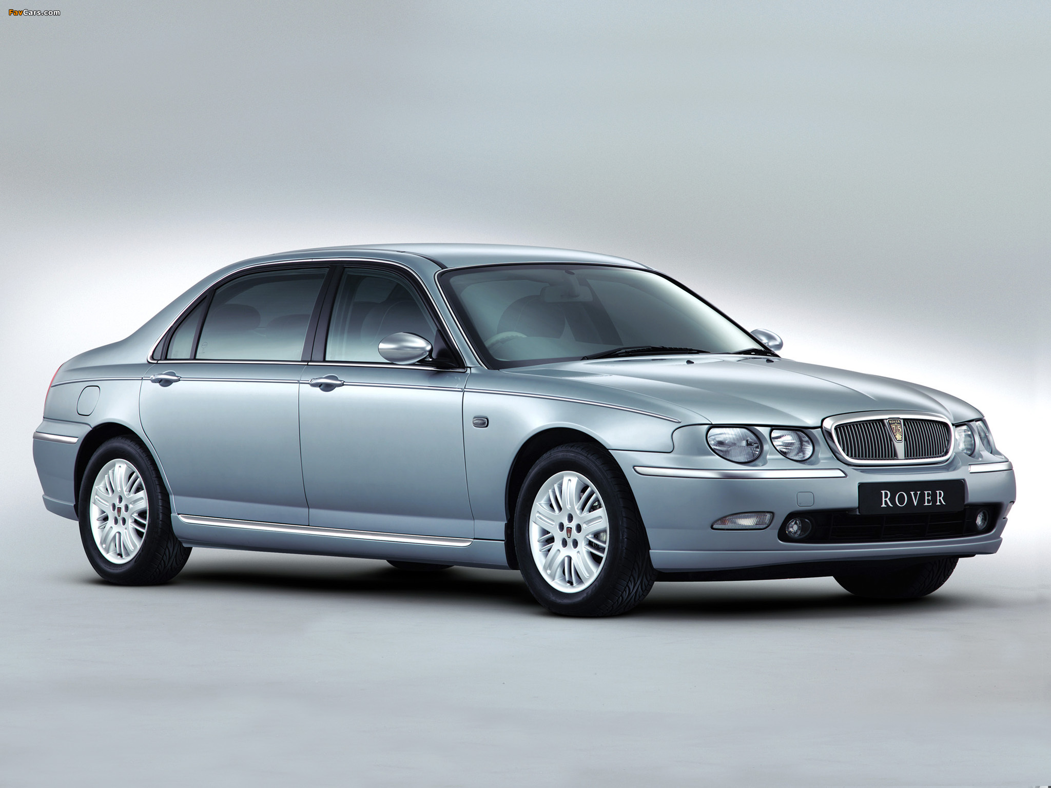 2003 rover 75 photos informations articles. Black Bedroom Furniture Sets. Home Design Ideas
