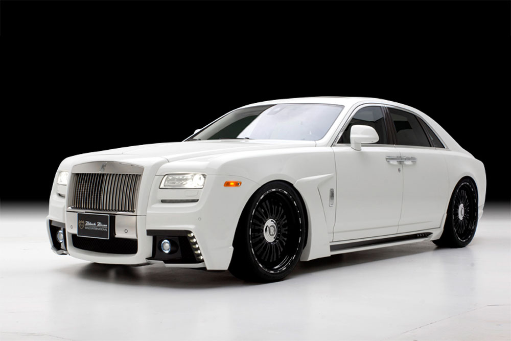 Rolls royce Ghost #14