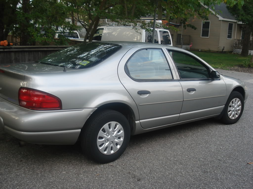 1997 Plymouth Breeze #9