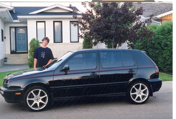 1998 Volkswagen Golf #8