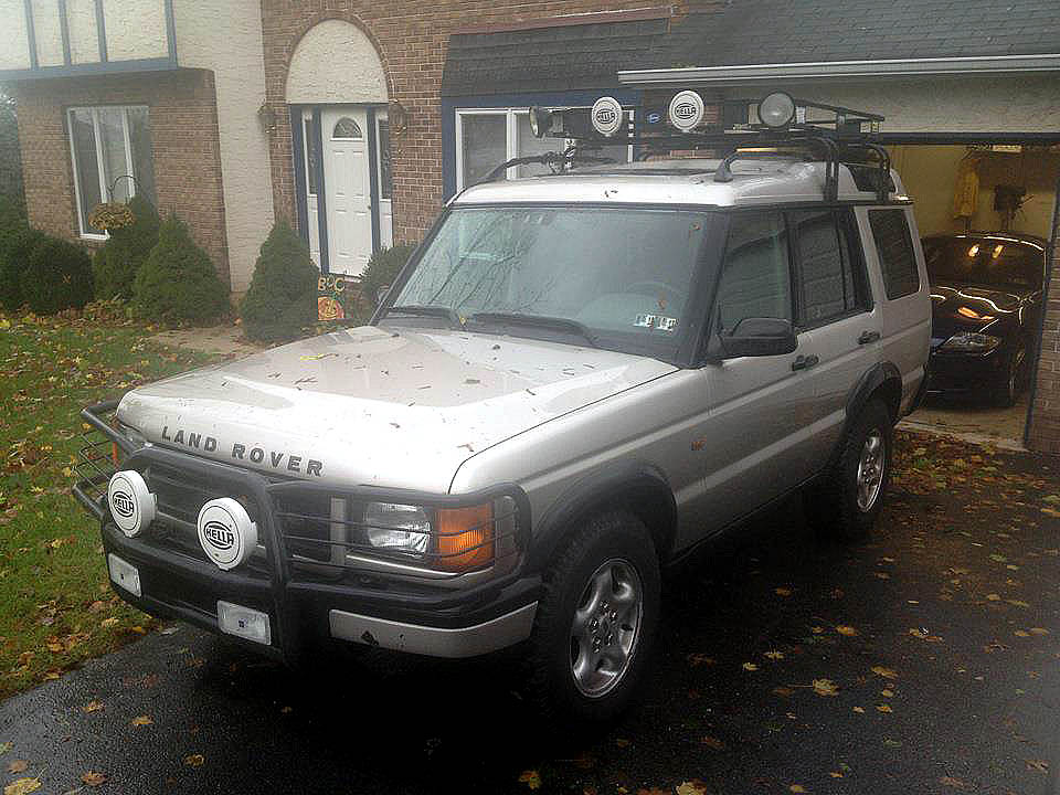 1999 Land Rover Discovery #12