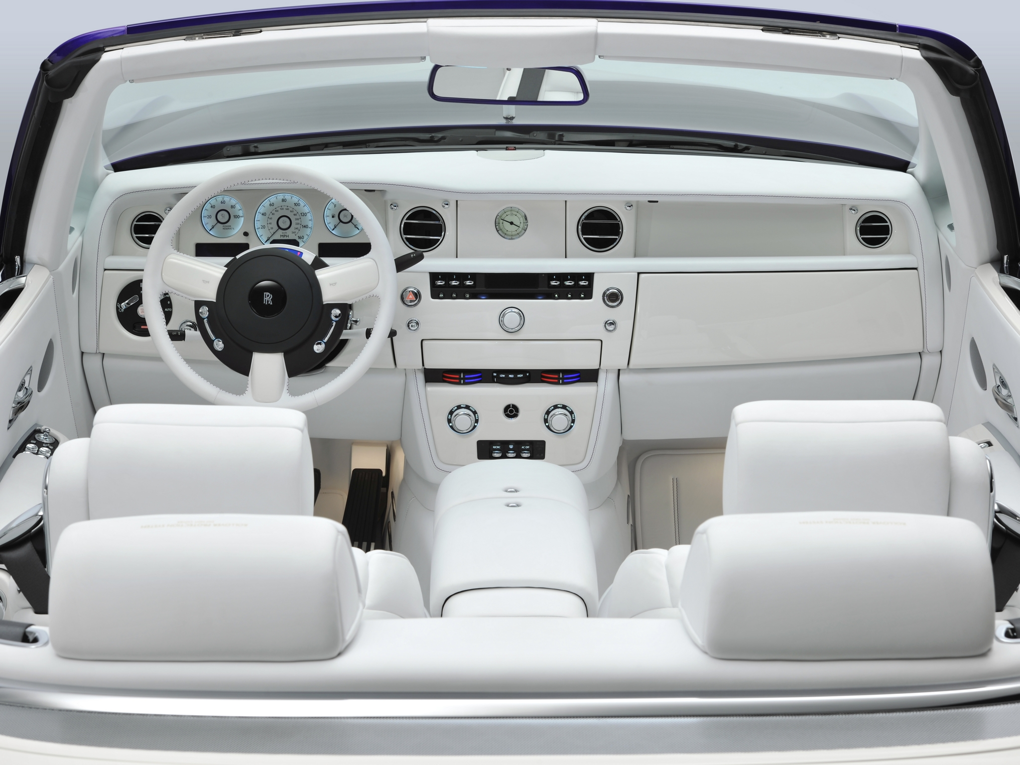 2008 Rolls royce Phantom Drophead Coupe #15