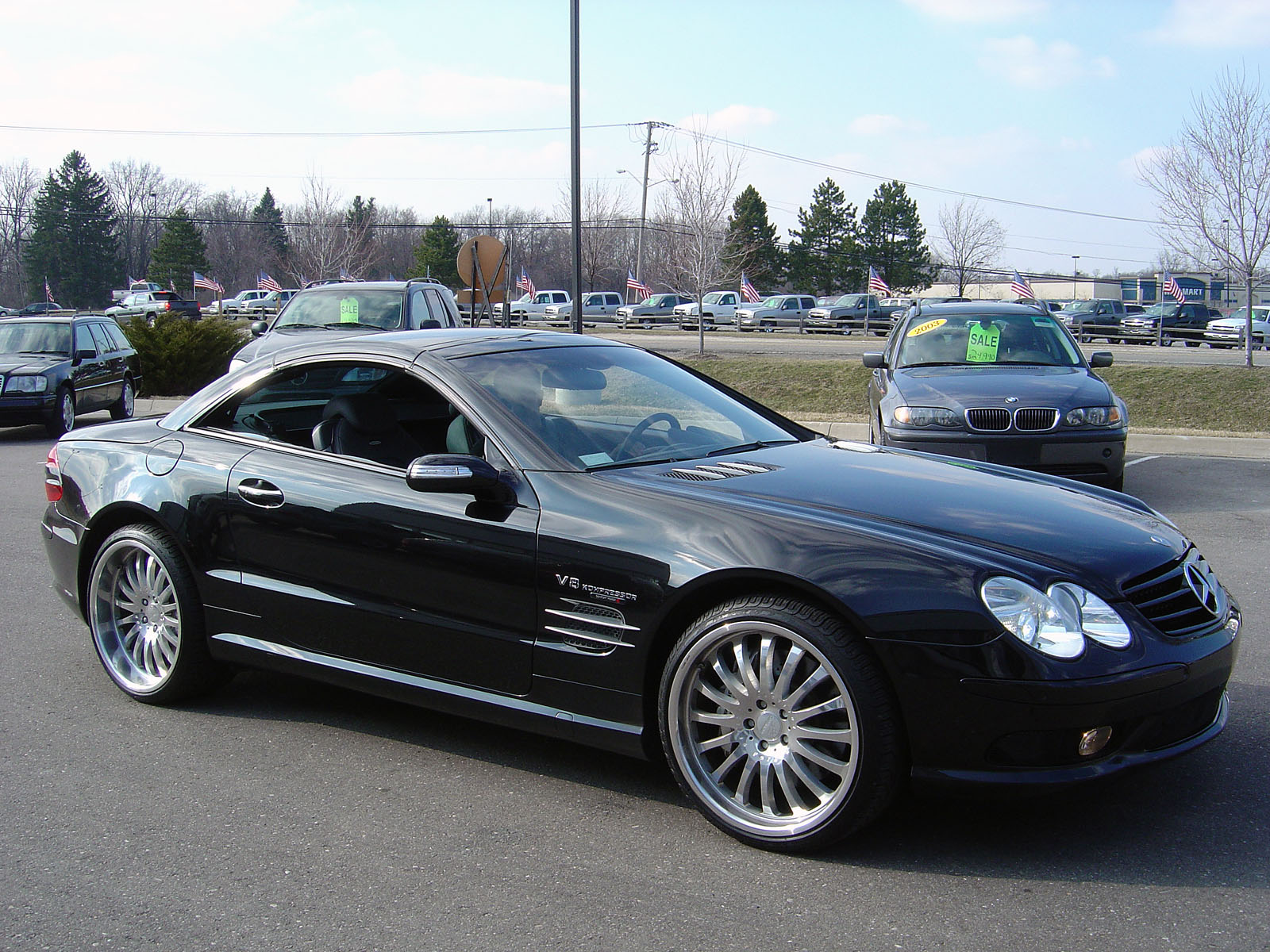 2004 Mercedes-Benz SL #3
