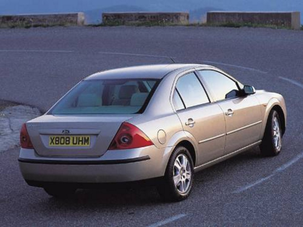 2003 Ford Mondeo #6