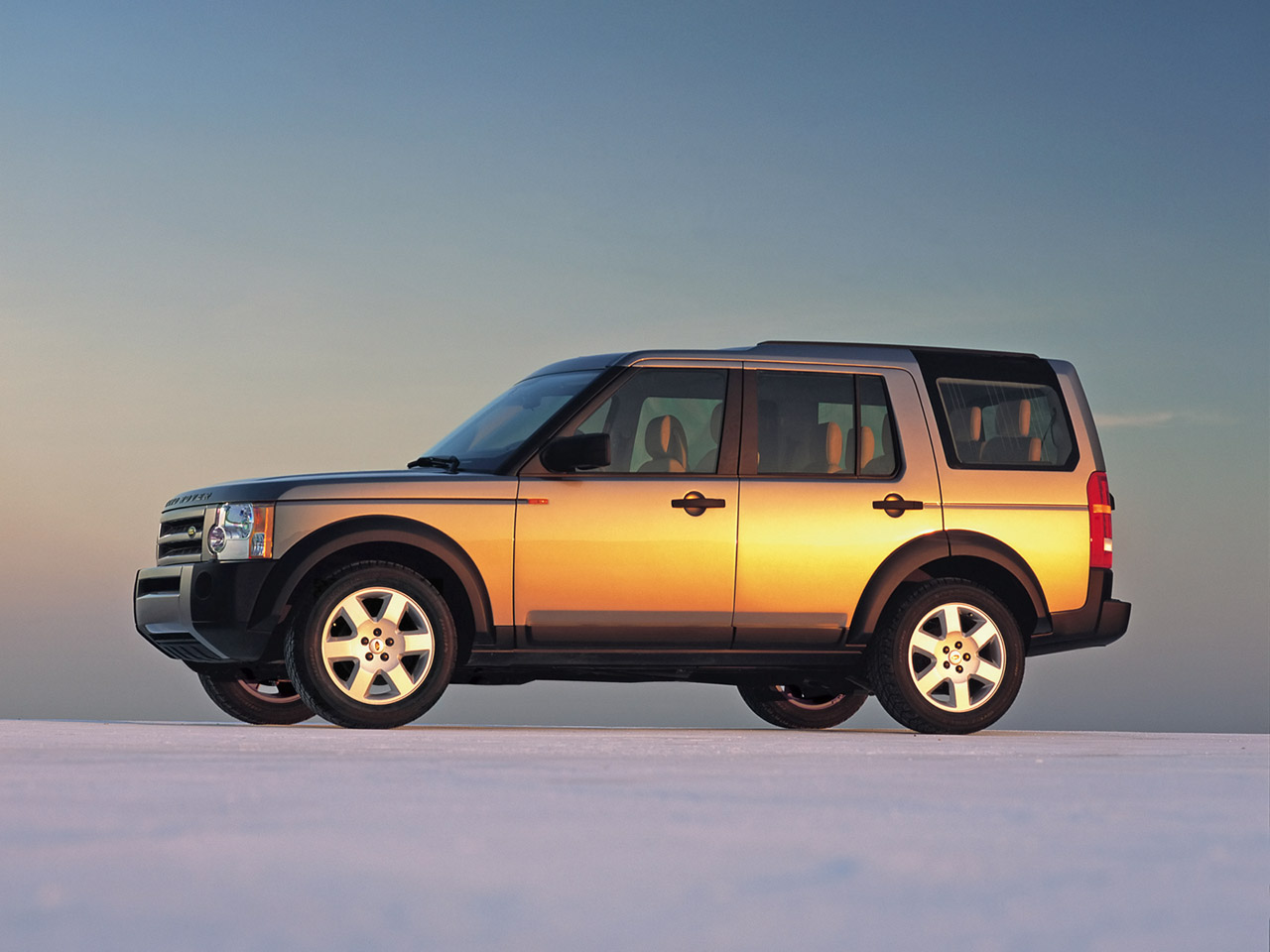 2005 Land Rover Discovery 3 #5