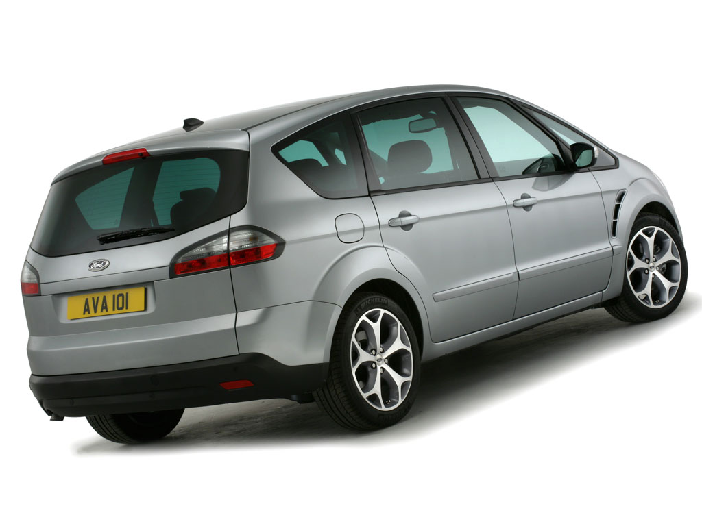 2006 Ford S-Max #4