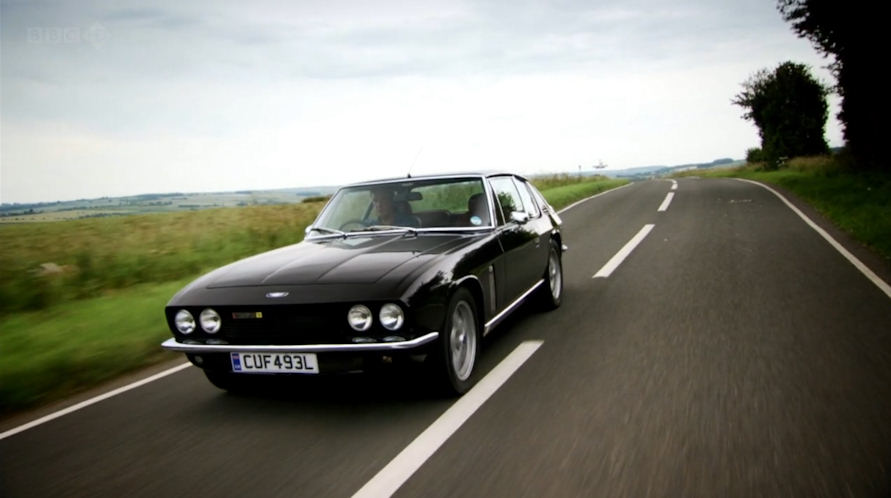 1973 Jensen Interceptor #13