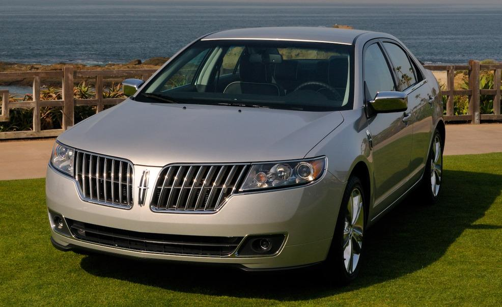 2010 Lincoln Mkz #7