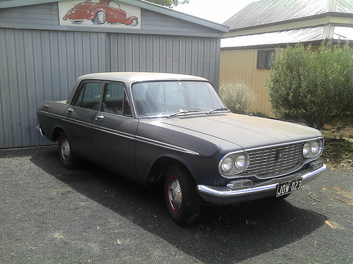 1964 Toyota Crown #3