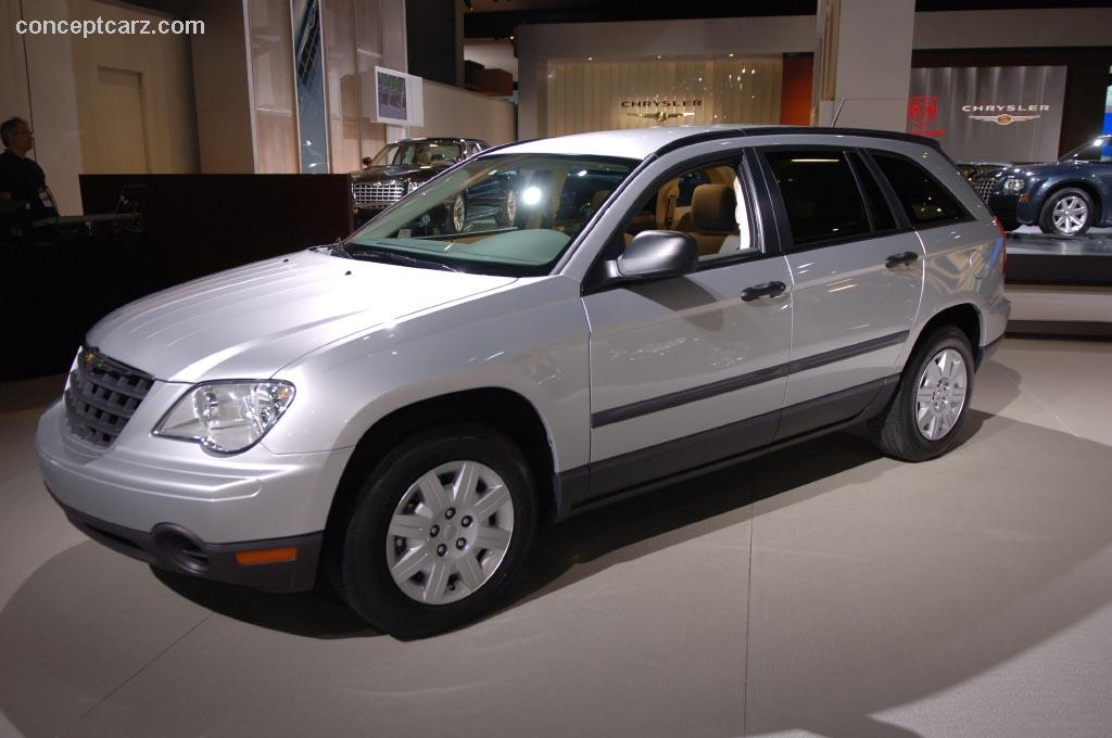 2007 Chrysler Pacifica #6