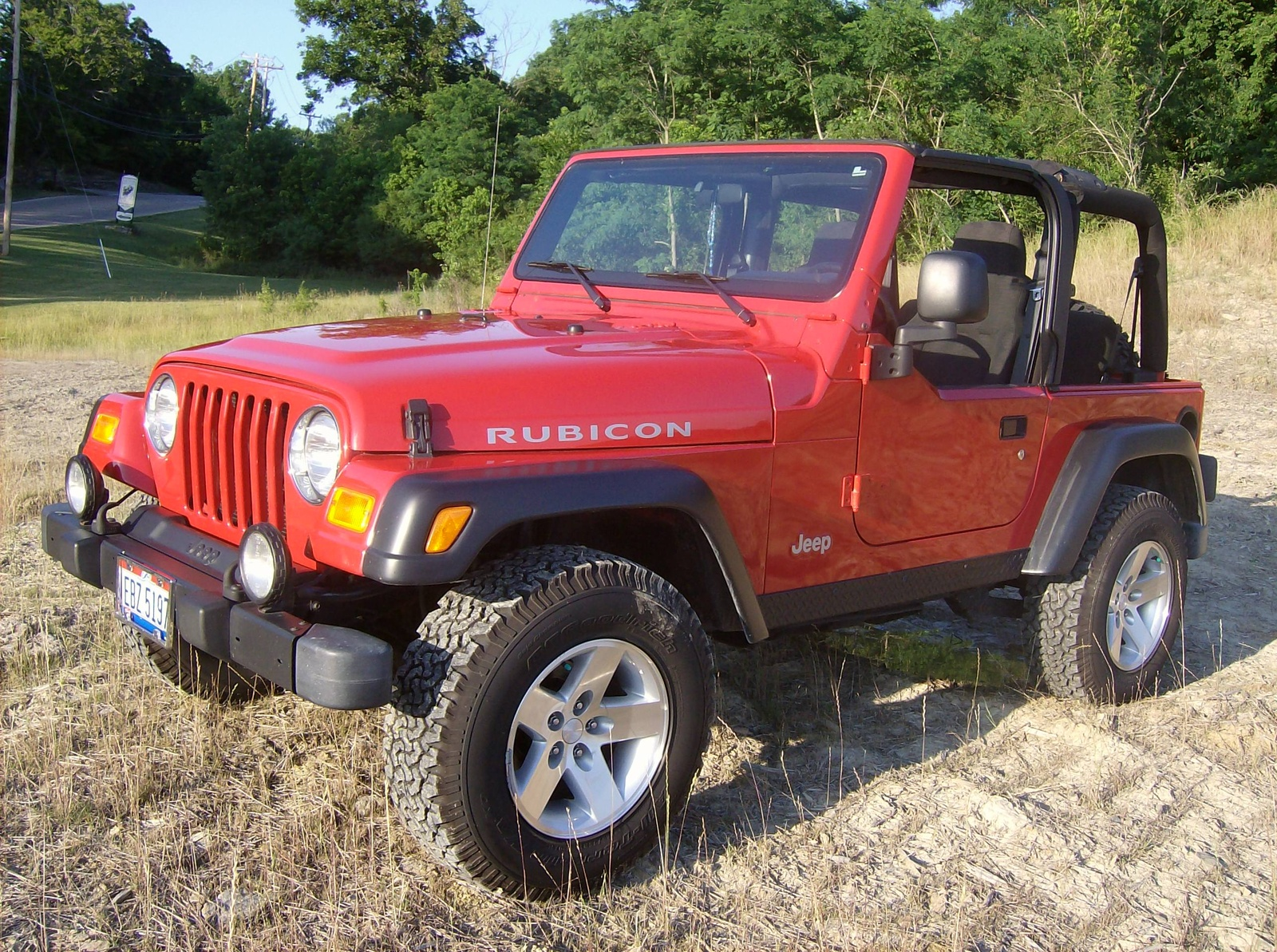 2003 jeep wrangler photos informations articles. Black Bedroom Furniture Sets. Home Design Ideas