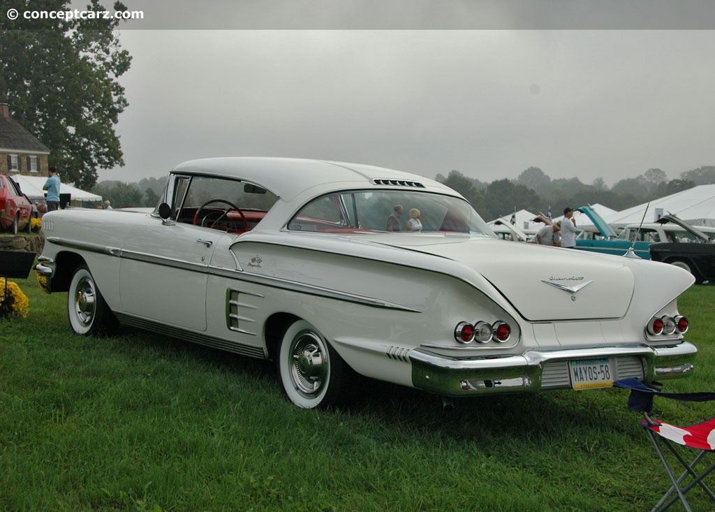 1958 Chevrolet Bel Air #8