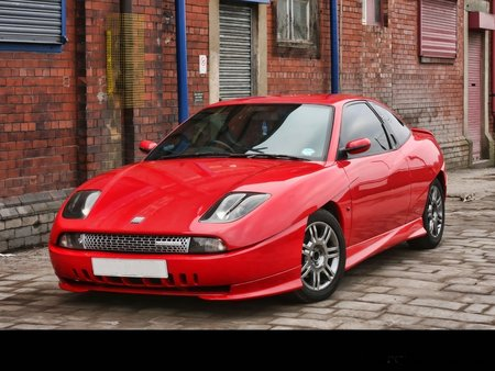 1996 Fiat Coupe #2