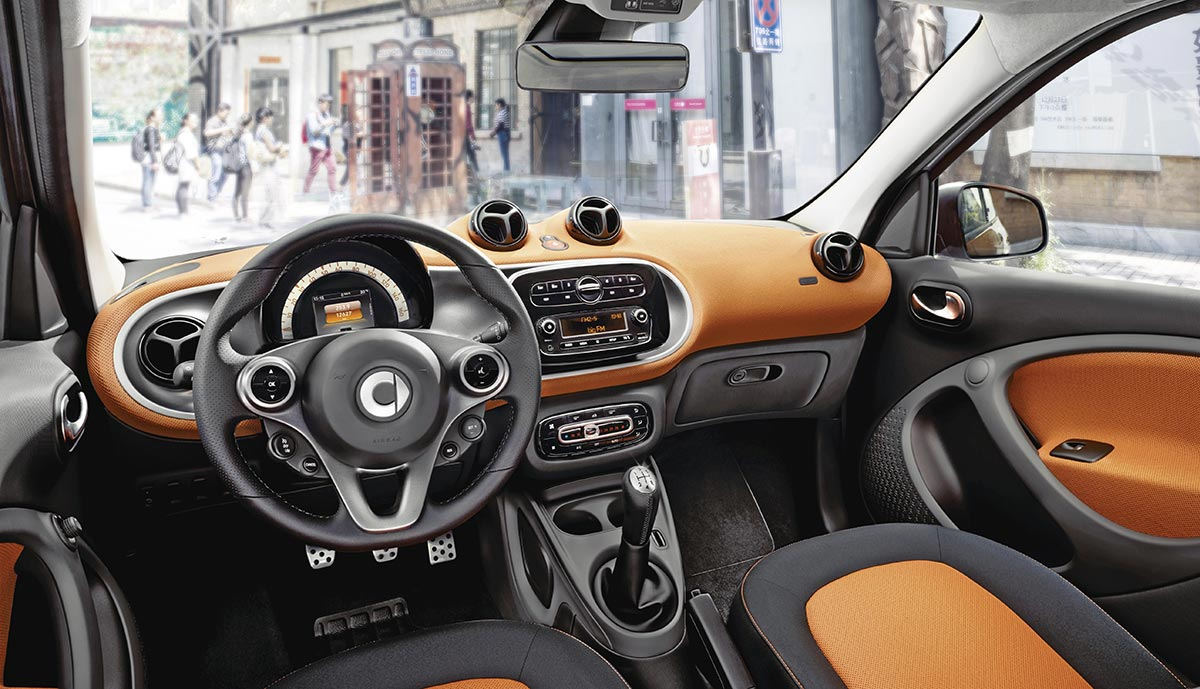 2016 Smart Fortwo #2