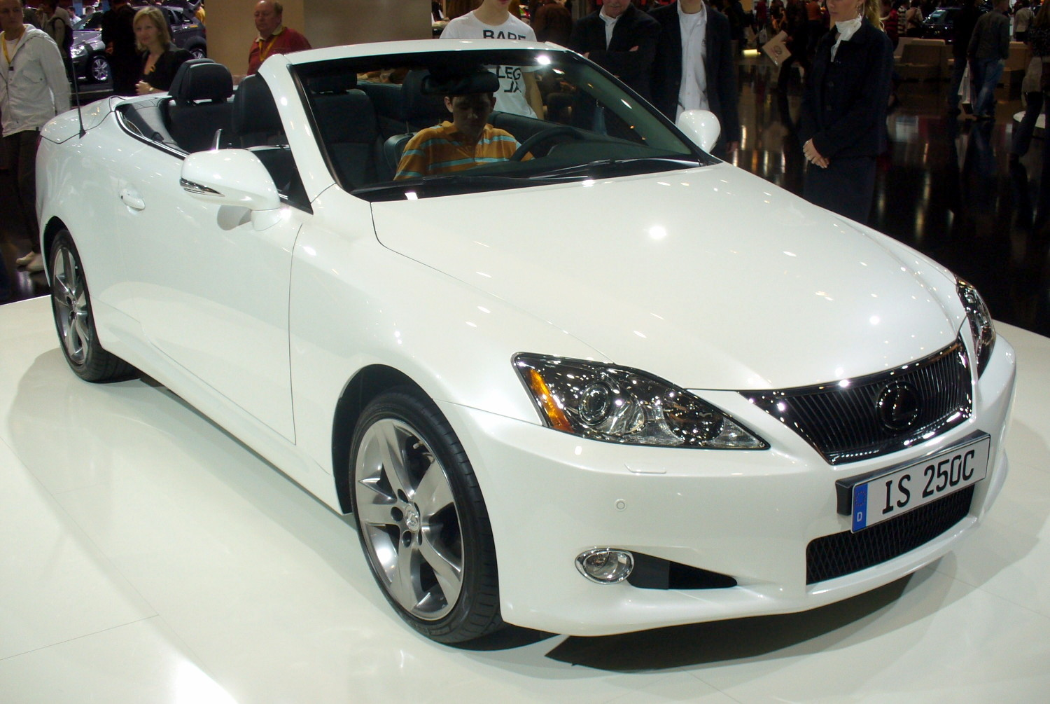 Lexus Is 250 C #12