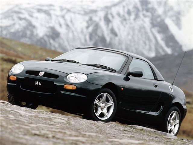 1995 Rover MGF #4