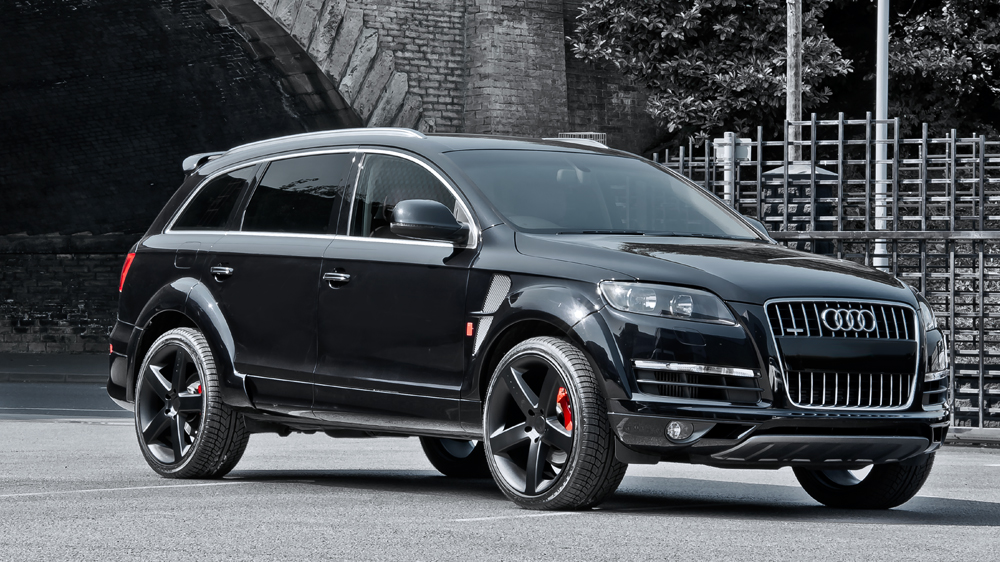 Audi Q7 Photos Informations Articles Bestcarmag Com