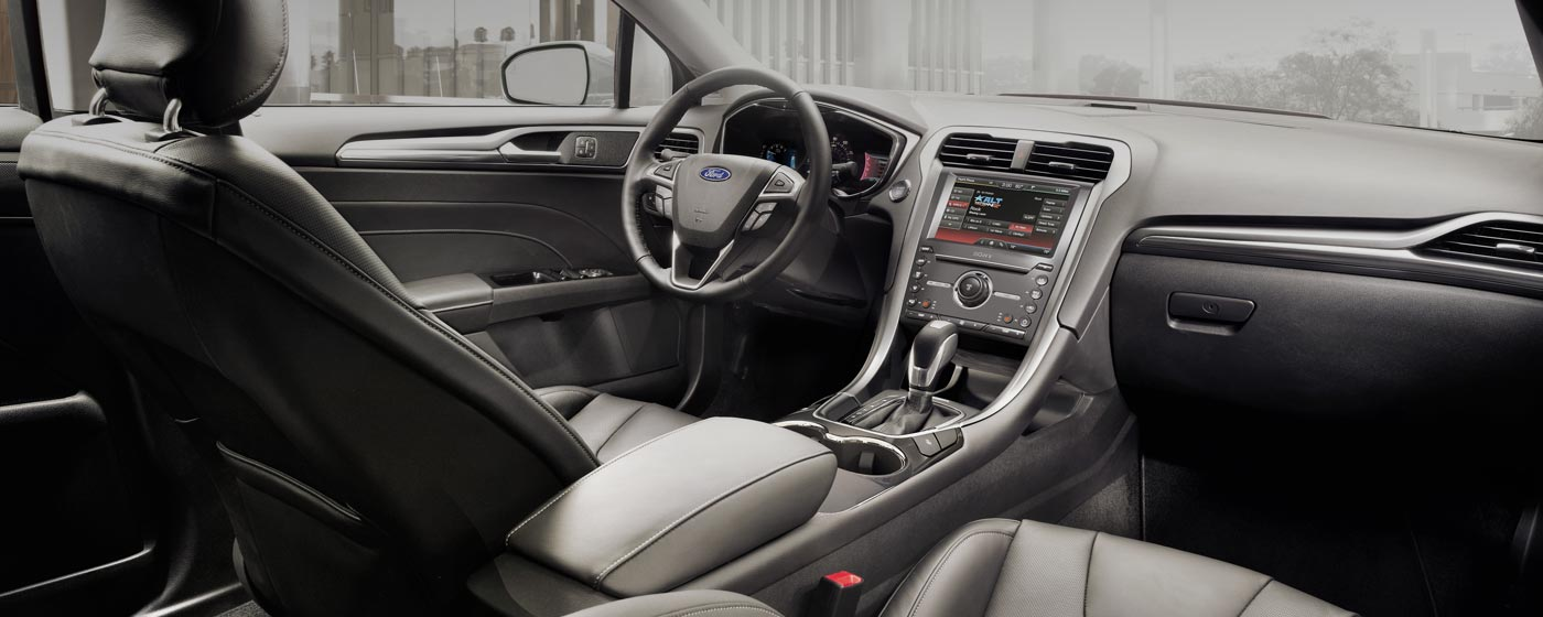 2014 Ford Fusion #4