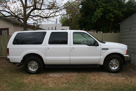 2000 Ford Excursion #17