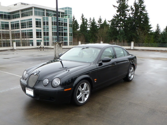 2006 Jaguar S-type #13